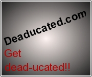 Deaducated-Horror Film Reviews