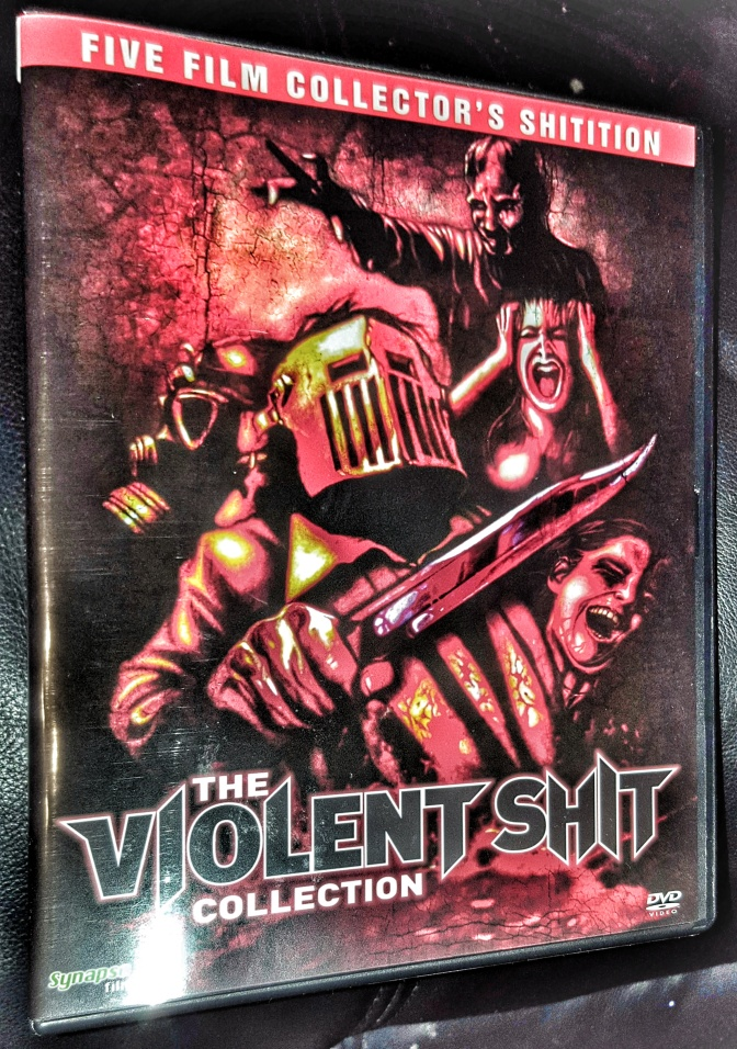 The Violent Shit Series