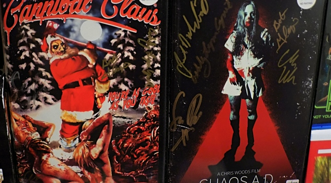 Cannibal Claus and Chaos A.D. (2017)