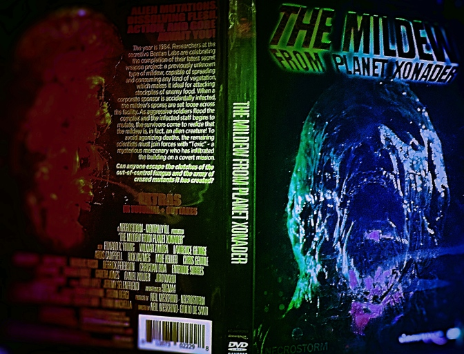 The Mildew from Planet Xonader (2016)
