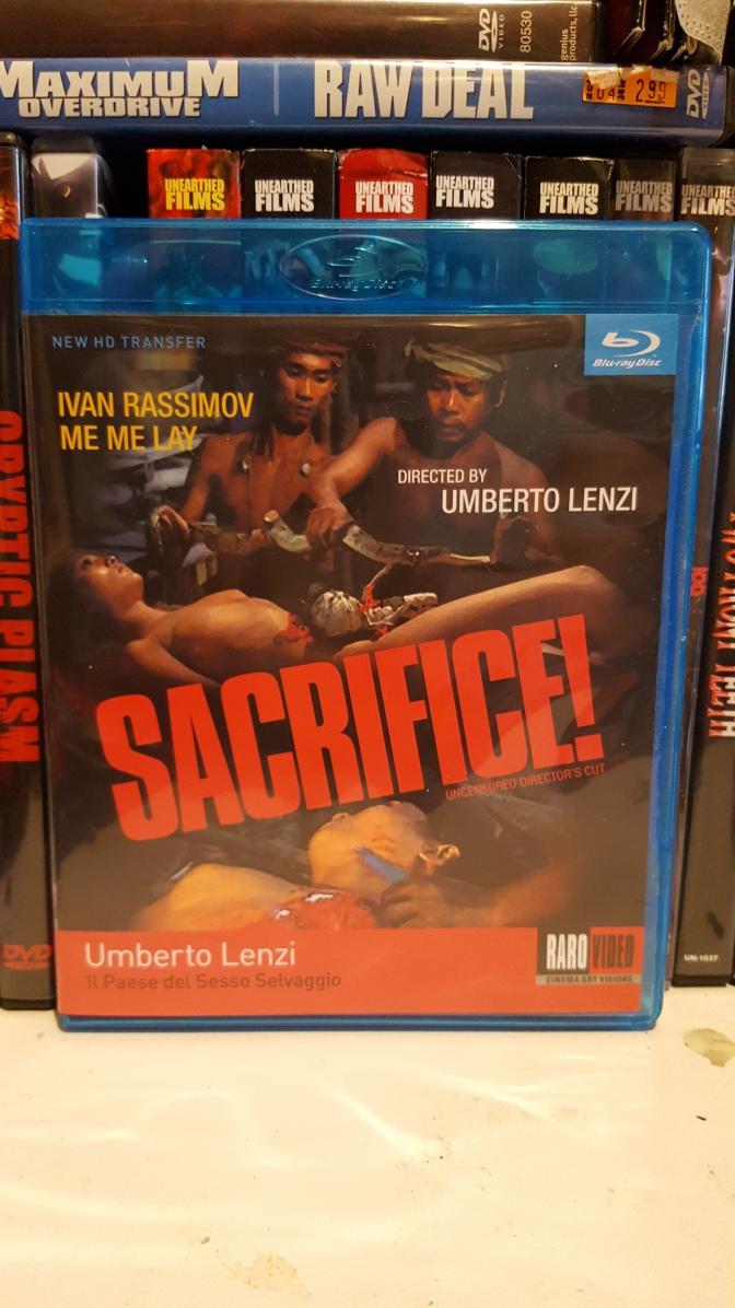 Sacrifice! (1972)